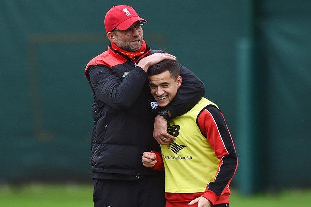 Klopp Tegaskan Countinho Tidak Akan Kembali Ke Anfield!