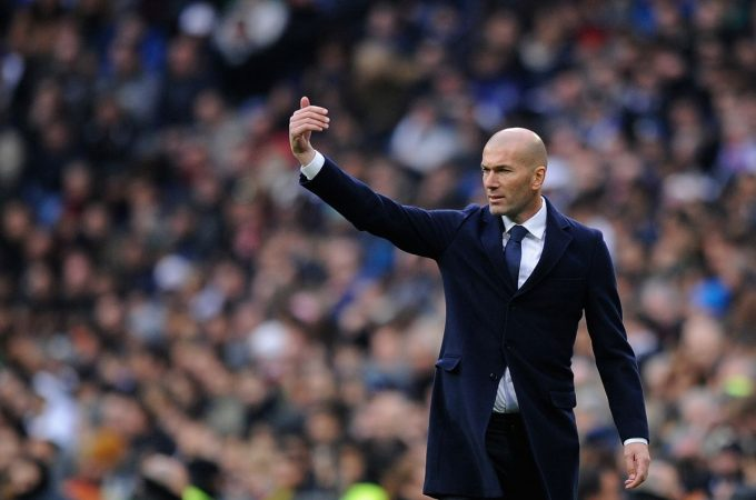 Zidane Buka Suara Untuk Penjualan Pemain