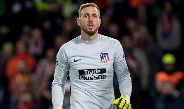 Jan Oblak Resmi Perpanjang kontrak Bersama Atletico
