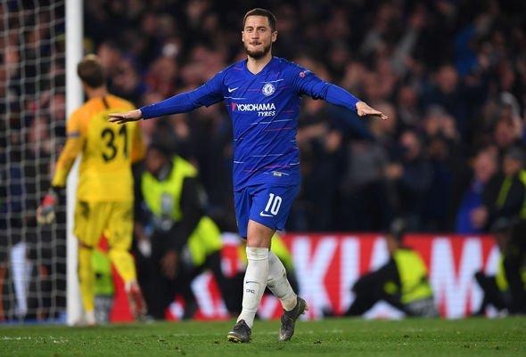 Sarri Tidak Menjamin Masa Depan Hazard di Chelsea