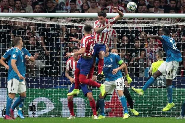 Berikut Hal Yang Tejadi Saat Atletico Madrid Vs Juventus di Liga Champions