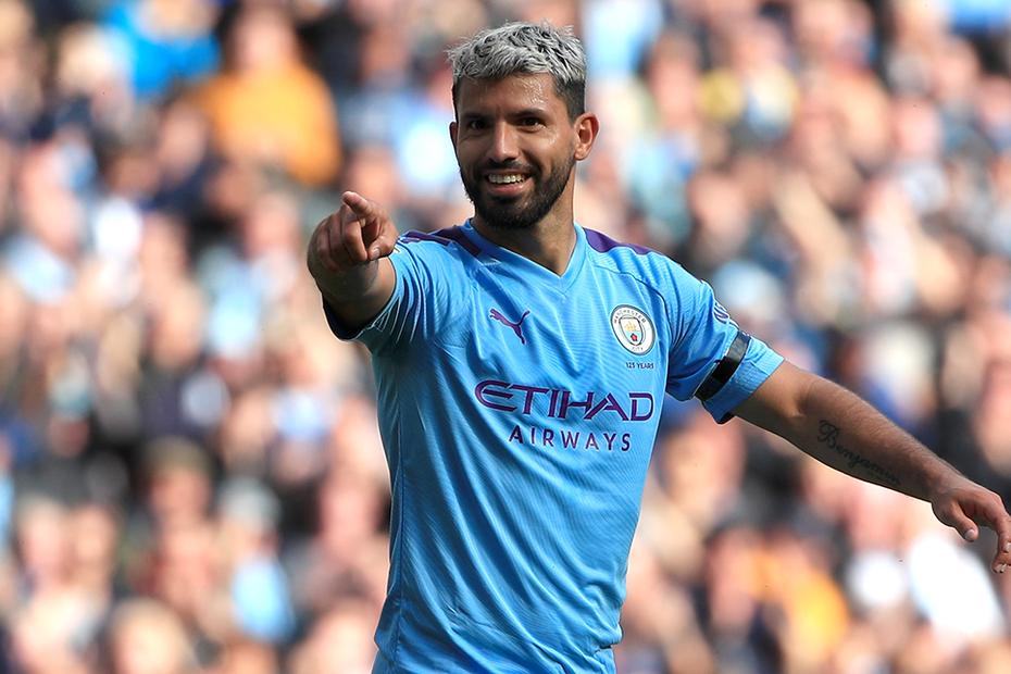City Mencari Pemain Pengganti Untuk Sergio Aguero