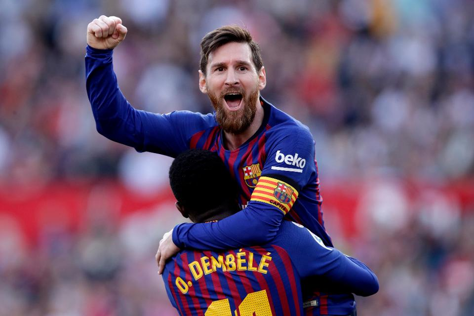 Lionel Messi Mengatakan bahwa La Liga Spanyol Semakin Sulit