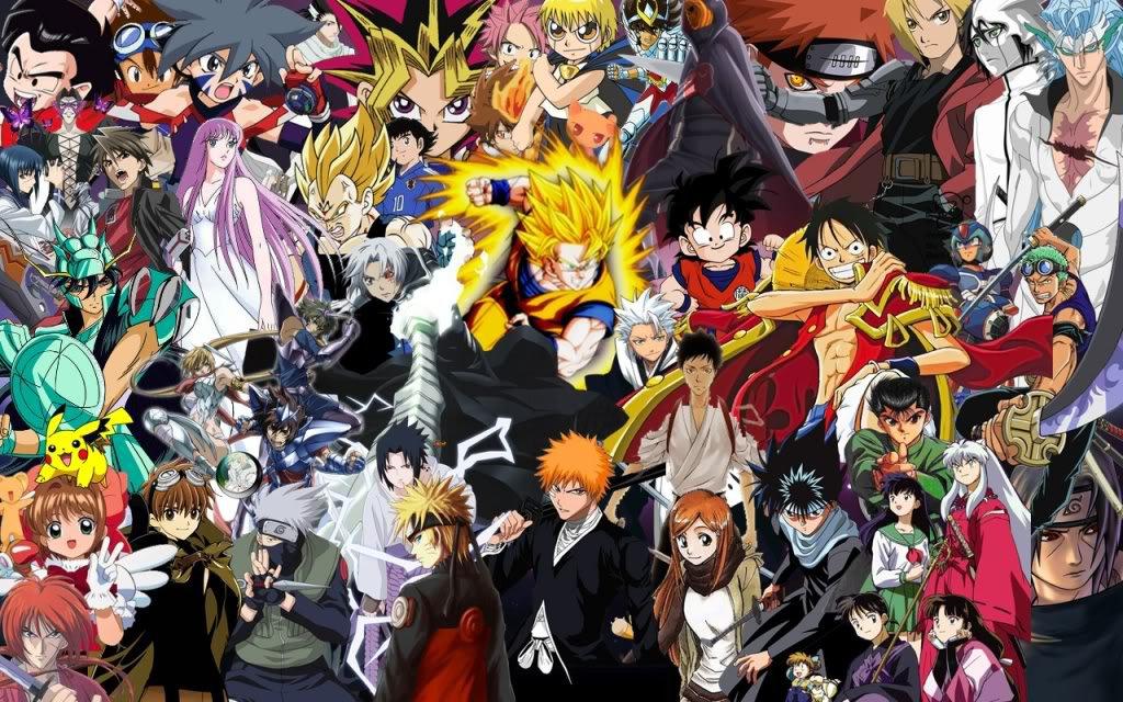 Melihat Perkembangan Animasi Jepang Di Dunia