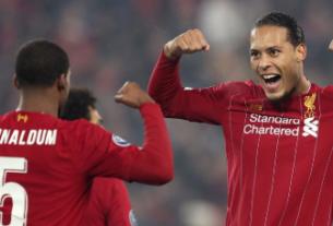 Virgil Van Dijk: Saya Ingin Menjadi Legenda Liverpool!