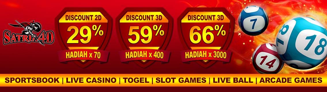 Satria4d - Situs Togel SGP
