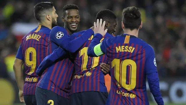 Messi Mengakui Bahwa Mereka Sempat Kewalahan Melawan Lyon