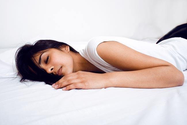 Tidur Dengan Sangat Nyenyak