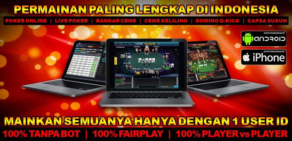agen idn poker online